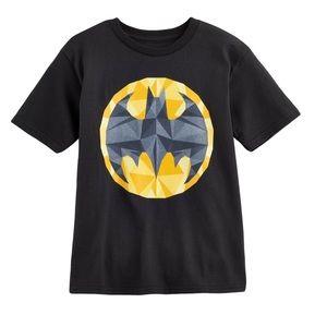 DC Comics Batman Shirt size 4